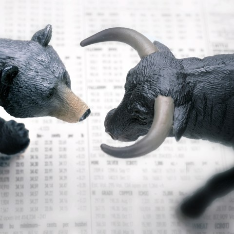 How to keep calm when the stock market gets chaotic