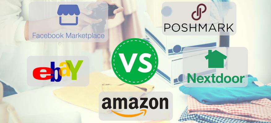 Facebook Marketplace vs Amazon
