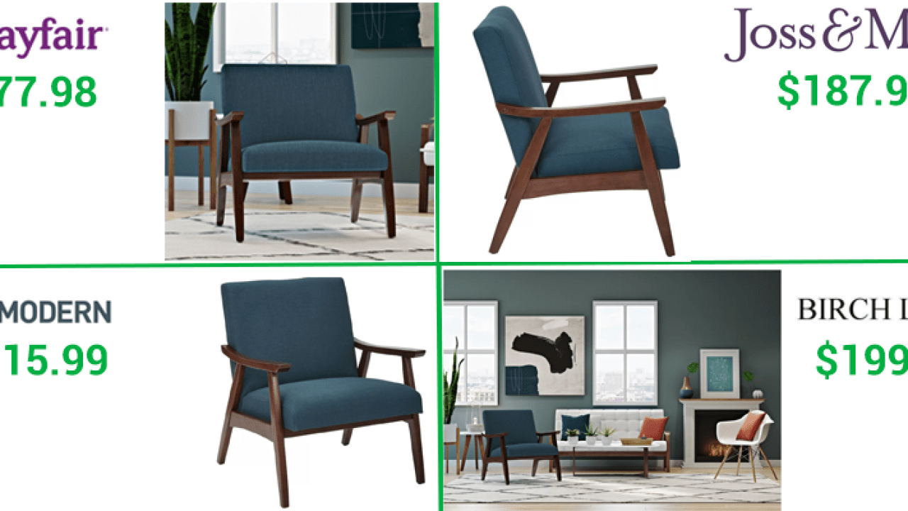 Warning Retailers Selling Identical Furniture Under Different Names And Prices Clark Howard