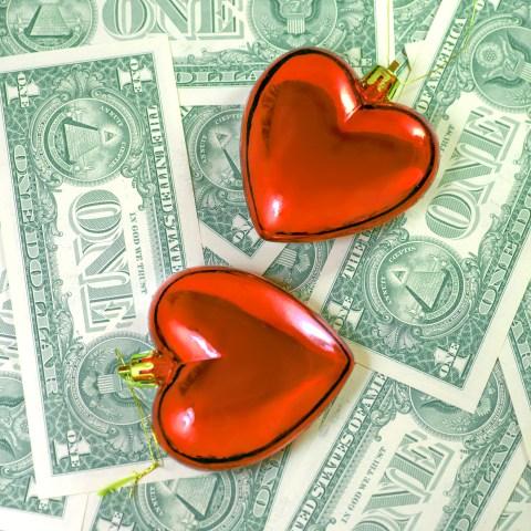 Romantic savings
