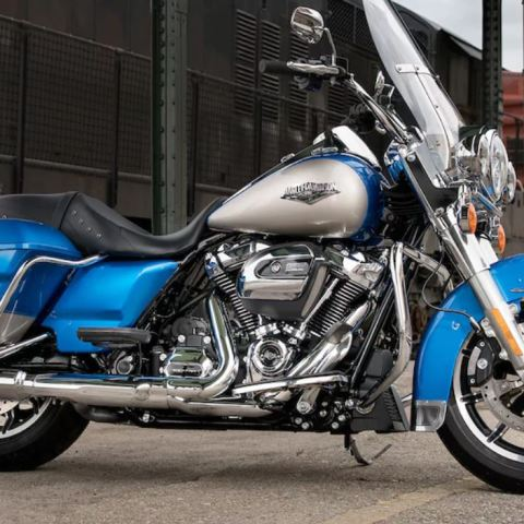 Recall: 175,000 Harley-Davidson motorcycles for failing brakes