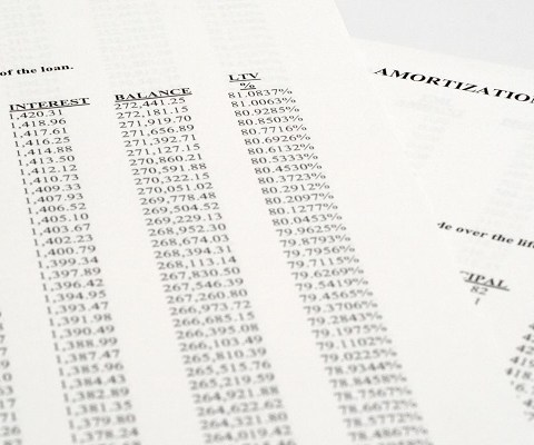 What is an amortization schedule? Use this chart to pay off your mortgage faster