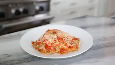 cheesy ravioli