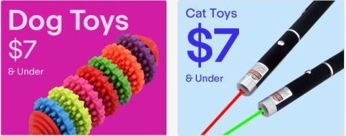 ebay $7 and under holiday gifts