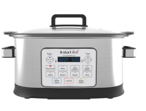 Some Instant Pot multicookers recalled due to overheating, melting
