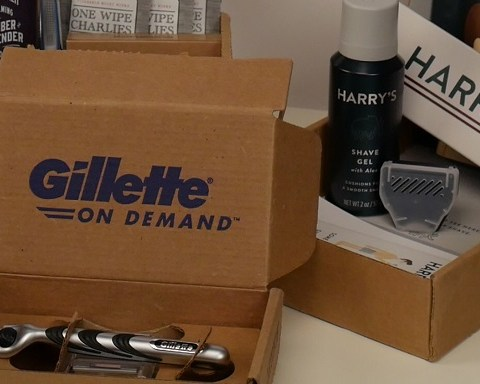 How to get 3 shave and grooming boxes for practically free!