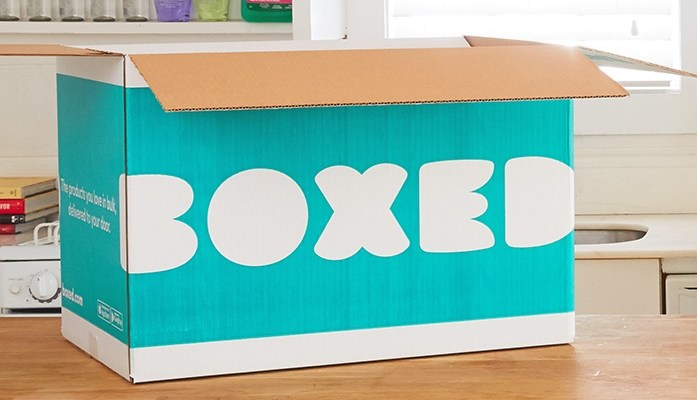 Boxed's new paid membership is half the price of Amazon Prime