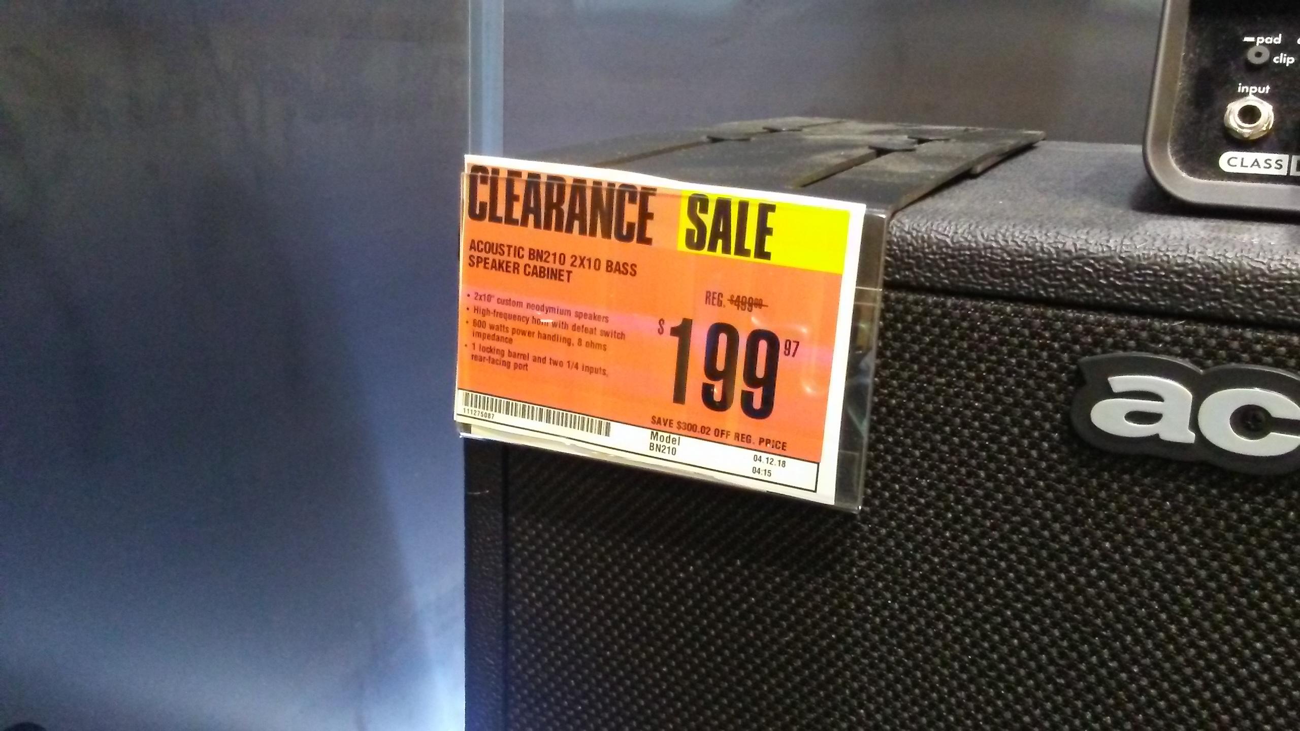 photo regarding Guitar Center Printable Coupons identify 9 methods towards consider a lower price at Guitar Heart - Clark Howard
