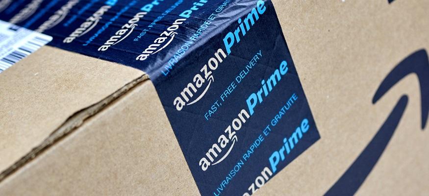 amazon prime shipment box