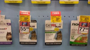 cat MD plus flea and tick