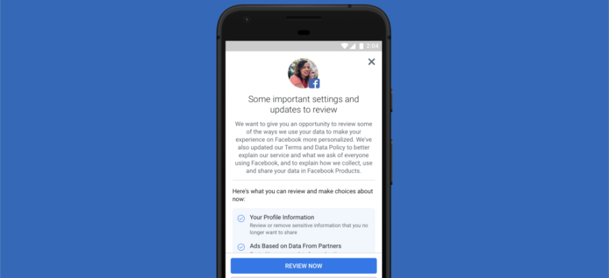 Here's how to control what Facebook shares about you