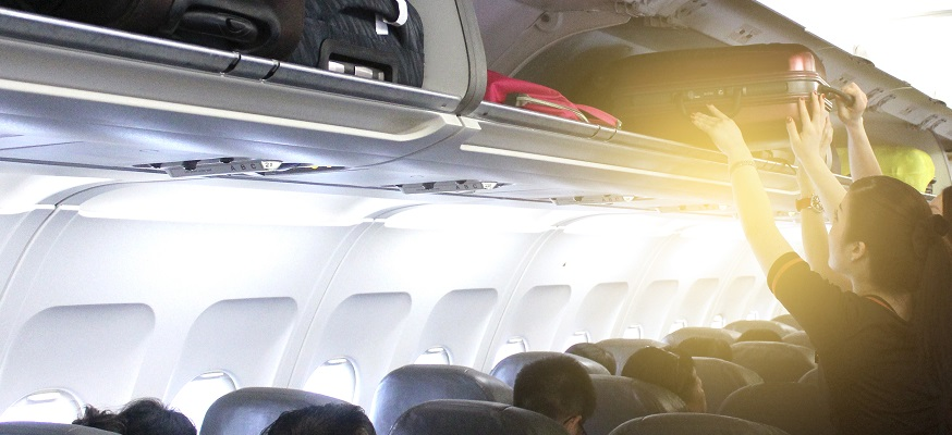 These are the worst things you can do on an airplane