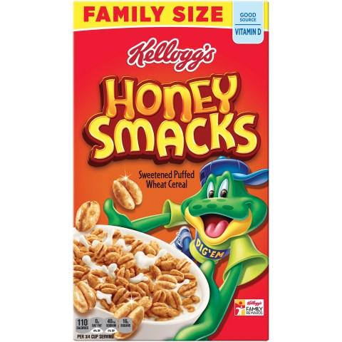 Kellogg's Honey Smacks