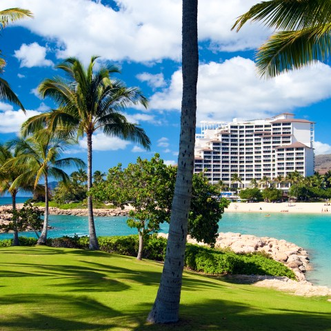 Marriott Oahu Timeshare