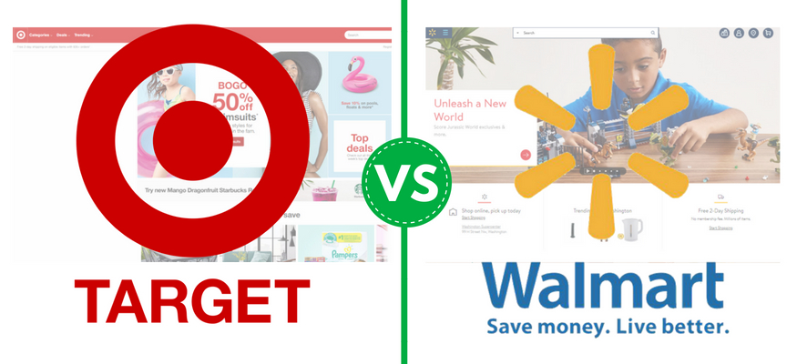 Target vs. Walmart price comparison: Which store is cheaper?