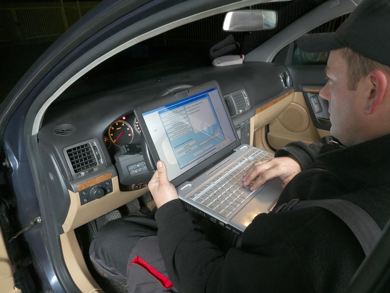 Car Vin Decoder Inspection