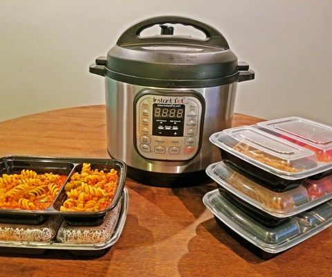 5 steps to save time and money with Instant Pot meal prep