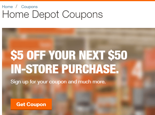 photograph relating to Ross Dress for Less Coupons Printable named 20 strategies toward help you save economic at House Depot - Clark Howard