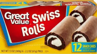 Recall alert: Swiss cake rolls, bread may be contaminated with salmonella
