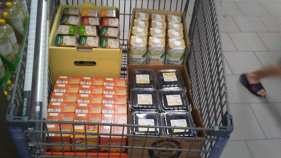 buying in bulk at aldi