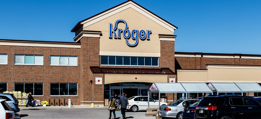 Kroger is phasing out plastic bags at its grocery stores