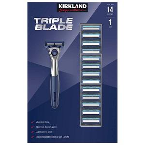 Costco Kirkland Signature razor