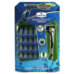 Sam's Club Member's Mark razor