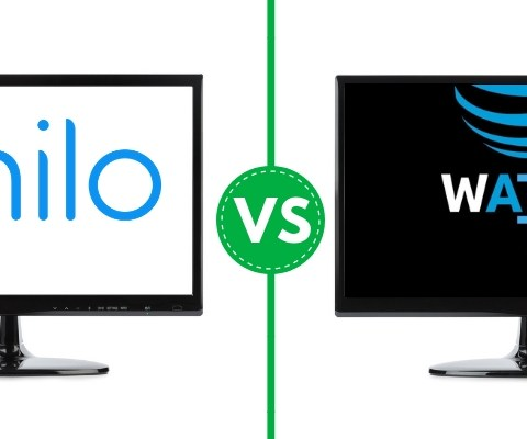 Philo vs. AT&T WatchTV