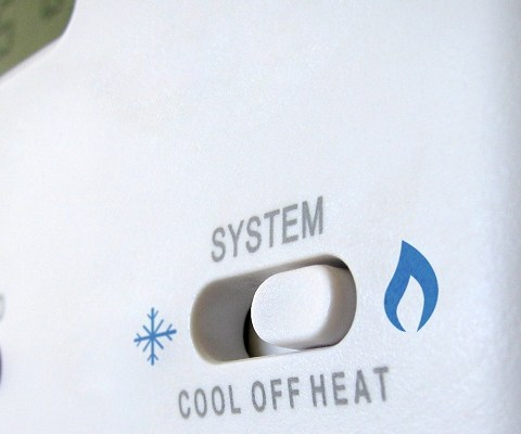 Winter Thermostat Setting
