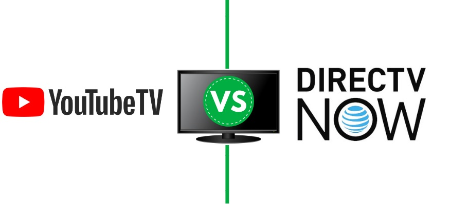 YouTube TV vs. DirecTV Now: 7 things to consider before you sign up