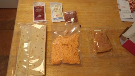 chick fil a meal kit ingredients
