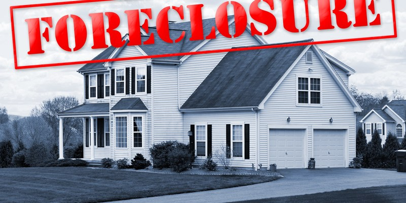 foreclosure home real estate