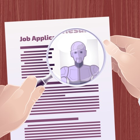 Want that job? 3 steps to a robot-friendly resume