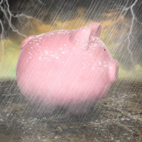 rainy day savings account