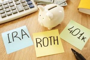 401(k) IRA Roth