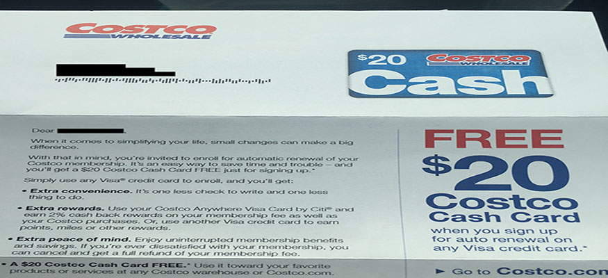 Costco Members Here S How To Get A Free 20 Cash Card Clark Howard