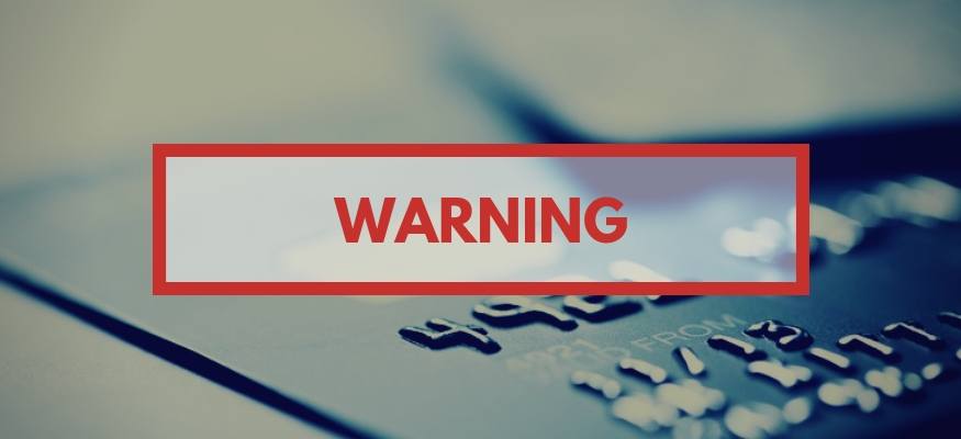 Warning: Do NOT apply for the credit cards on this list