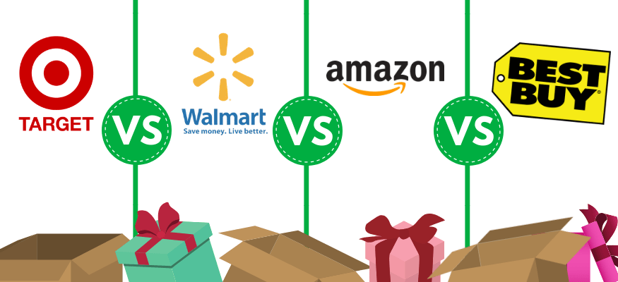 2fabe29814108 Stores with free shipping for the holidays: Amazon vs. Walmart vs ...