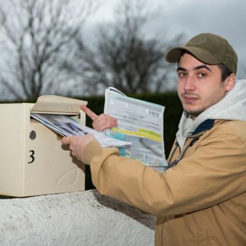 mailbox theft