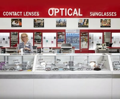 costco optical