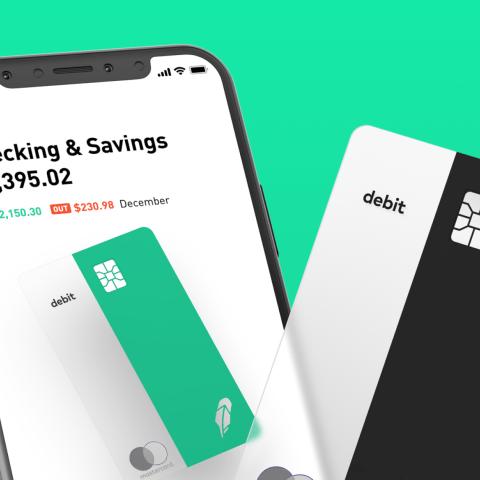 robinhood checking and savings
