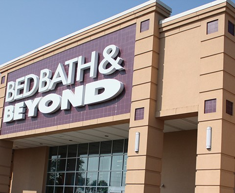 Retail Alert: Bed, Bath & Beyond to Close 60 Stores