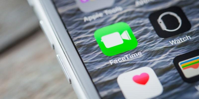 Apple FaceTime app