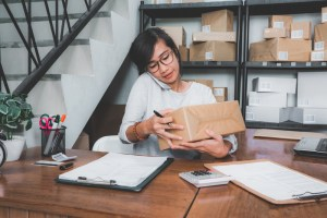 How to set up a USPS hold mail request
