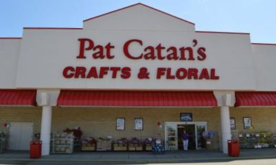 pat catan's storefront