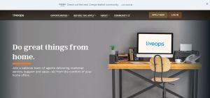 LiveOps homepage