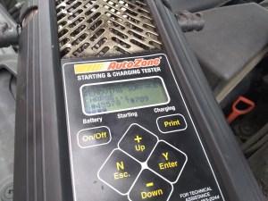 autozone battery test 3