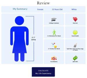 blueprint income longevity calculator