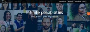 concentrix homepage