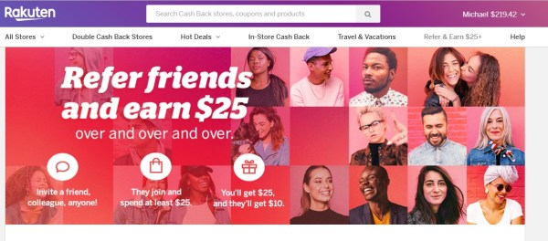 Ebates is changing its name, but the referral program stays